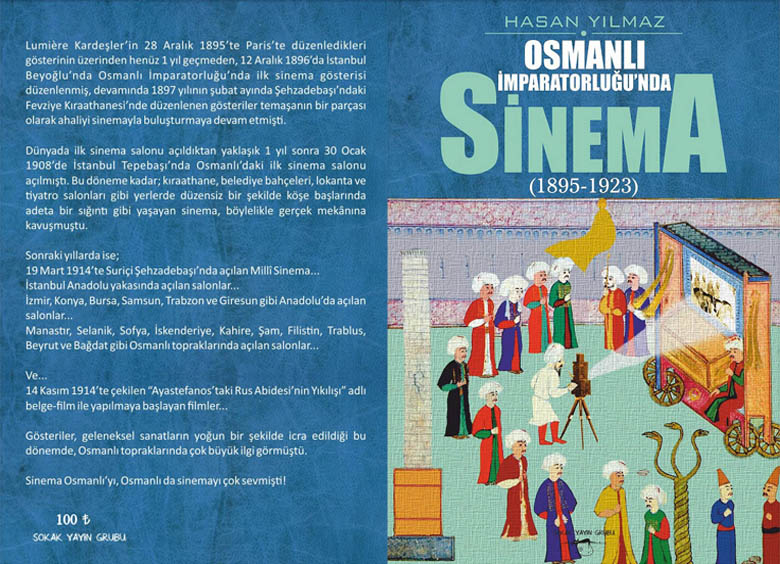 Osmanlı İmparatorluğu'nda Sinema (1895-1923) Kitabı - Hasan Yılmaz